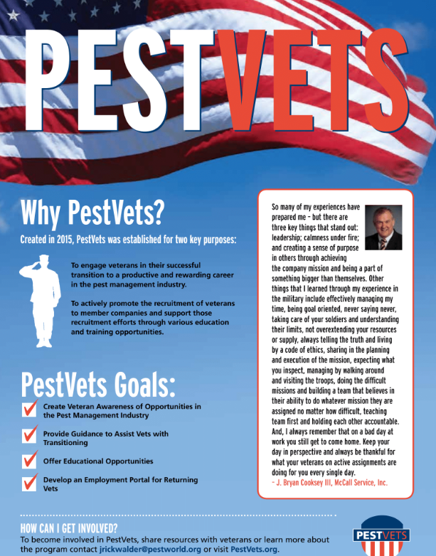 Hiring Resources - Pest Vets